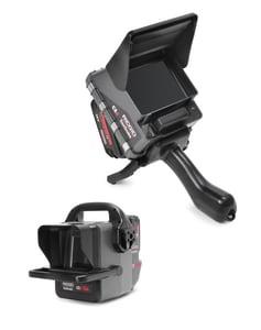RIDGID SeeSnake® 14 in. Digital Recording Monitor R45158