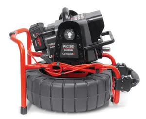 RIDGID SeeSnake® Compact 2 18V Inspection System with Battery and Charger R48113