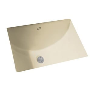 American Standard Studio Undermount Bathroom Sink In Linen 0614000 222 Ferguson