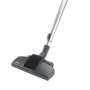 Deluxe Floor or Rug Tool for Central Vacuum in Black NCT150B