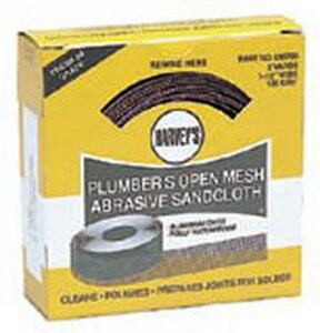 William H. Harvey 10 yd. 1-1/2 in. Open Mesh Sandcloth H095805