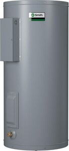 A.O. Smith Dura-Power™ 19 Gallon 4.5 KW 208 Volts 1 PH Lowboy Water Heater Magnesium ADEL2010G013S19