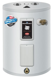 Bradford White 40 gal Lowboy 4.5kW 1-Element Residential Electric Water Heater BM240L6SS