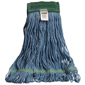 Fuller Industries Medium Fullblend Traditional Wide with 5 in. Headband Wet Mop in Blue F24616B
