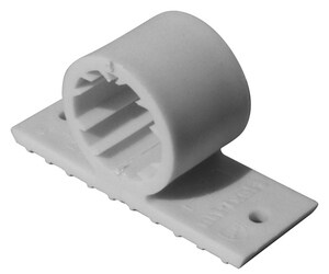 LSP Products Group Flexi-Fin® 1/2 in. Poly CTS 2-Hole Pipe Clamp LP2031