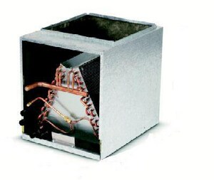 Aspen Manufacturing 26-1/2 in. 5 Ton Multi-Position Cased Coil for Heat Pump ACE60B24210L015