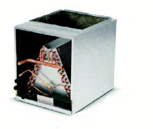 Aspen Manufacturing 26-1/2 in. 3.5 Ton Multi-Position Cased Coil for Heat Pump and Air Conditioner ACEA24210L015