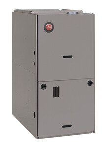 Rheem Classic® Series 24-1/2 in. 80% AFUE 5 Ton Single-Stage Upflow and Horizontal 3/4 hp Natural or LP Gas Furnace R801SA524MSA