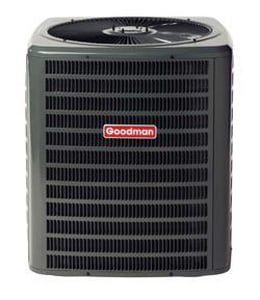 Goodman GSC Series 3 Ton 13 SEER 1/6 hp Single-Stage R-22 Split-System Air Conditioner GGSC130363