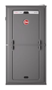 Rheem Prestige™ 17-1/2 in. 60000 BTU 96% AFUE 3 Ton Two-Stage Multi-Position 1/2 hp Natural or Propane Furnace R96VA0602317MSA