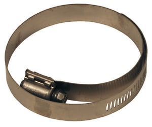 Dixon Valve & Coupling 1-9/16 - 2-1/2 in. Stainless Steel Worm Gear Clamp DHSS32
