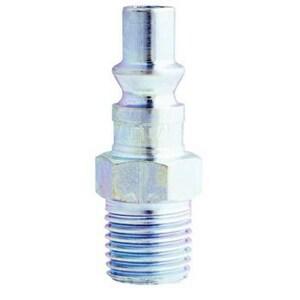 Milton 1/4 in. MNPT A Style Aluminum Plug M777