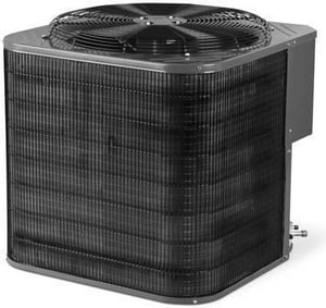 International Comfort Products R4A3 Series 3.5 Ton 13 SEER 1/5 hp Single-Stage R-410A Split-System Air Conditioner IR4A342AKB