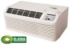 Amana HVAC 9000 Btu/h 3.5kW R-410A PTAC Air Conditioner with Heat Pump APTH093E35AXXX