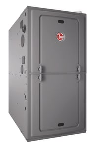 Rheem Classic® Series 24-1/2 in. 115000 BTU 92% AFUE 5 Ton Single-Stage Multi-Position 3/4 hp Natural or Propane Furnace R92PA1151524MSA