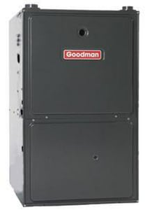 Goodman GME95 Series Upflow and Horizontal 3 Tons Two-Stage Gas 1/2 hp 60000 BTU Furnace GGME950603BX