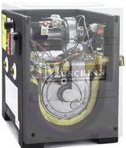 Heat Transfer Products T80 Munchkin Wall Mount Asme Boiler