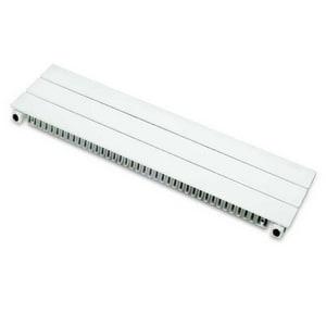 Runtal North America Contractor Series 4800 BTU Complete Baseboard Unit in White 6 x 96 in. Steel RUF296