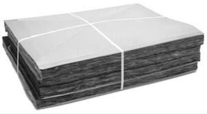 20 x 24-1/2 in. x 4 ft. R8 Plenum SHMPLR82048