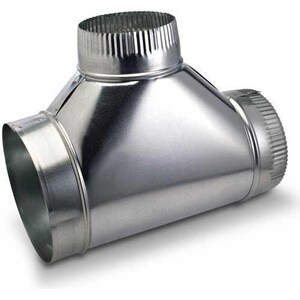 Royal Metal Products 30 ga Galvanized Tee SHMT30