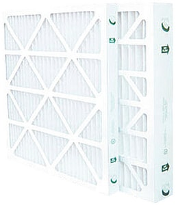 Glasfloss Industries Zline® 12 x 25 x 1 in. Air Filter Synthetic Fiber MERV 10 GZLP12251