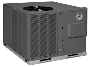 Rheem Classic® RGEA14 Series 14 SEER 3 Tons Single-Stage Aluminum Fin Packaged Gas/Electric RGEA14036AJD101AA
