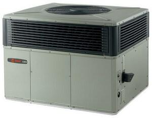 Trane 5 Ton 14 SEER Convertible R-410A Packaged Heat Pump T4WCY4060A3000A