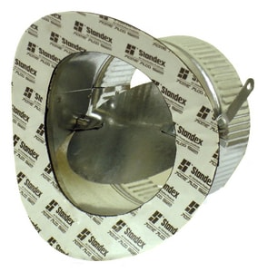 Snappy 5 in. Duct Round Takeoff Galvanized Steel in Round Duct SNA1735
