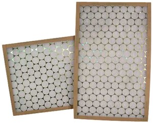 Glasfloss Industries 12 x 24 x 1 in. Polyester Air Filter GPTA121