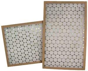 Glasfloss Industries PTA Series 16 x 25 x 1 in. Air Filter Fiberglass and Polystrand® MERV 5 GPTA16251