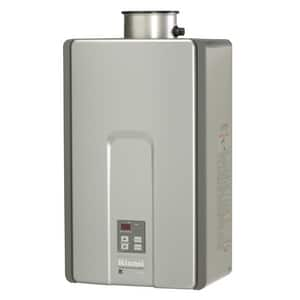 Rinnai HE+ Series 192 MBH Indoor Non-condensing Natural Gas Tankless Water Heater RRLX94IN