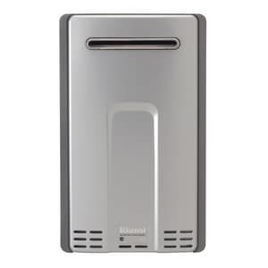 Rinnai HE+ Series 199 MBH Outdoor Non-condensing Natural Gas Tankless Water Heater RRL94EN