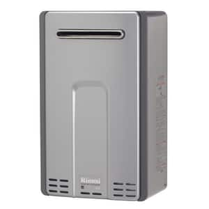 Rinnai HE+ Series 199 MBH Outdoor Non-condensing Natural Gas Tankless Water Heater RRL94E