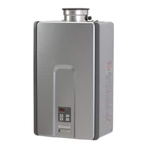 Rinnai HE+ Series 180 MBH Indoor Non-condensing Propane Tankless Water Heater RRL75I