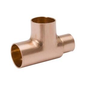 2-1/2 x 1-1/2 x 1 in. Copper Reducing Tee CTLJG