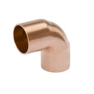 Mueller Industries 1 in. Copper 90 Degree Elbow 1-1/8 in OD MUEWB01647