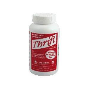 Thrift Marketing 1 lbs. 24-Pack Drain Cleaner TT100