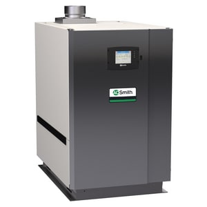 A.O. Smith XP Commercial and Industrial Gas Boiler 1300 MBH Natural Gas AXWH54N130000