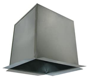 6 in. Duct Round Takeoff Galvanized Steel in Square Duct SHMSDB