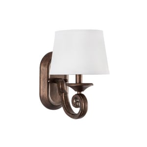 Park Harbor® Haven 60W 10-1/2 in. 2-Light Candelabra E-12 Wall Sconce in Mahogany PHWL3161MH