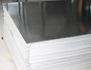 Pacesetter Steel Service 48 x 120 in. G60 24 ga Flat Sheet Metal FSMG6024120