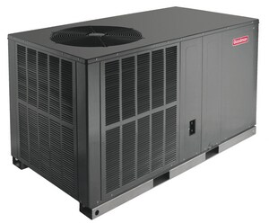 Goodman GPH13H Series 3 Ton 13 SEER R-410A Packaged Heat Pump GGPH1336H41