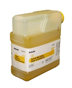 Ecolab 1.3 ltr Peroxide Multi-Surface Disinfectant Cleaner (Case of 2) E6100792
