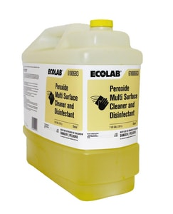 Ecolab 2 gal Peroxide Multi-Surface Cleaner (Case of 1) E6100693