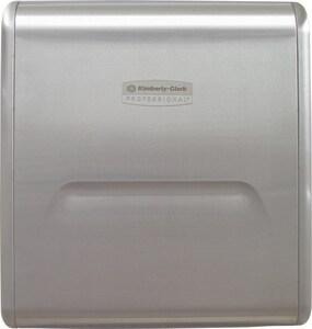 Kimberly Clark Recessed Dispenser Housing in Stainless Steel K31501