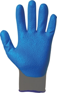 Jackson Safety Size 7 Nitrile Foam Coated Glove in Purple J40225