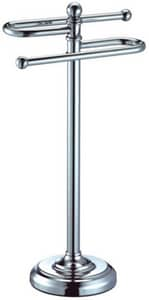 Gatco 4-1/4 in. Towel Holder in Polished Chrome G1546