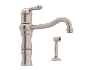 ROHL® Country Kitchen 1-Hole Kitchen Faucet with Single ...