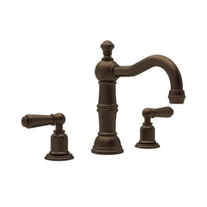ROHL® Perrin & Rowe® Two Handle Bathroom Sink Faucet in English Bronze RU3720LEB2