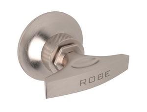 ROHL® Michael Berman Graceline™ 1 Robe Hook in Satin Nickel RMBG7STN